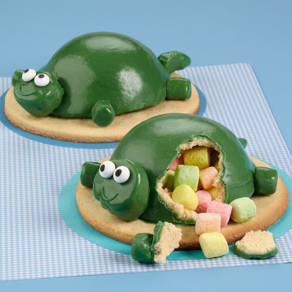 cookie turtle surprise