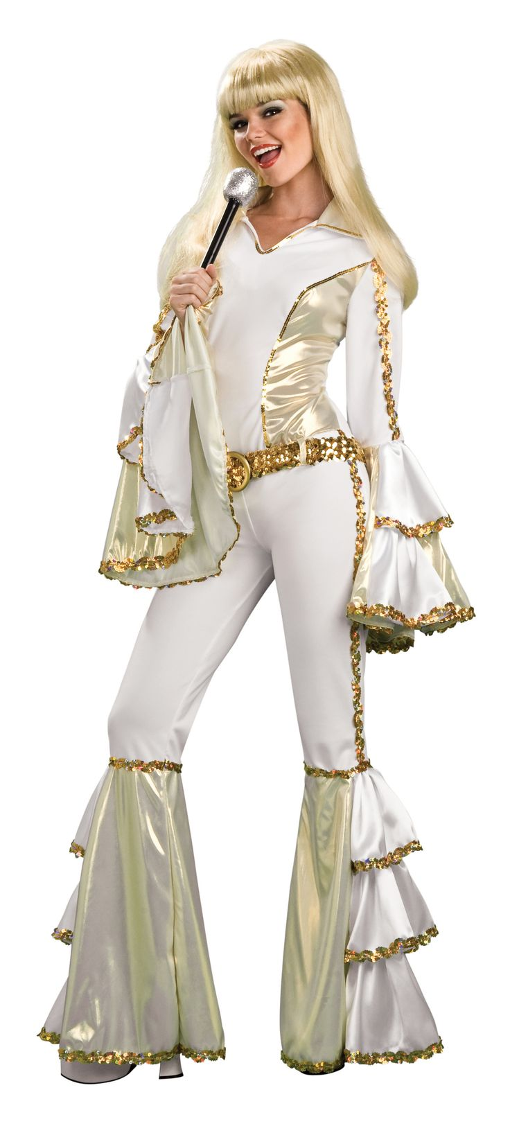 Grooving 70s Disco Dancer Costume - Great for disco themes ...