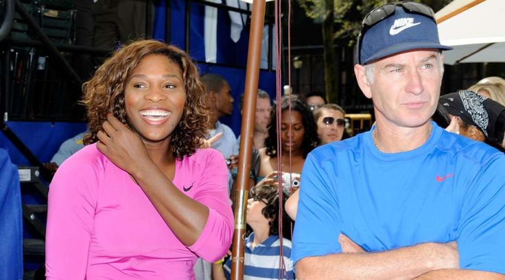 "John McEnroe Refuses To Apologize To Serena Williams After He Made ""Sexist"" Comments #JohnMcEnroe, #SerenaWilliams celebrityinsider.org #Sports #celebrityinsider #celebrities #celebritynews #celebrity #sportsnews"
