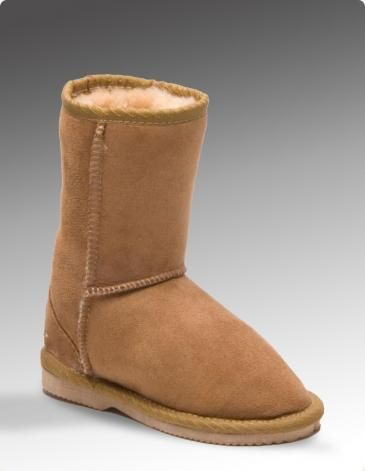 KOALABI KIDS ORIGINAL  |  Why should adults have all the fun? Kids are just like any adult, they hate cold feet. So treat them to a pair of our real sheepskin boots. The warmth and the ease of putting them on or taking them off you can relax knowing that kids have warm feet.
