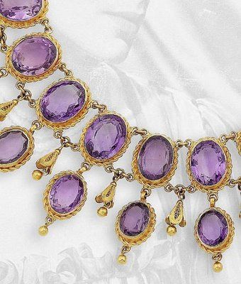 Couture Allure Vintage Fashion: Vintage and Antique Jewelry on the Auction Block