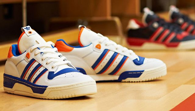adidas Honors Old Rivalries With the Trimm Trab 'Rivalry