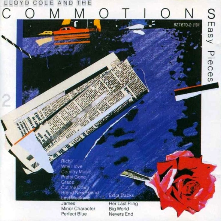 Lloyd Cole and the Commotions -  Easy Pieces