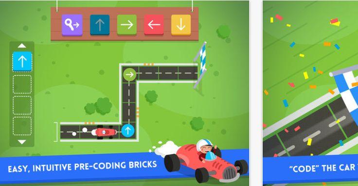 De app Code Karts laat kinderen vanaf 4 jaar kennismaken met programmeren door middel van een reeks logische puzzels gepresenteerd als racebaan. Het leert kinderen bovendien de basisbeginselen van het programmeren terwijl ze racen.  Met meer dan 70 …