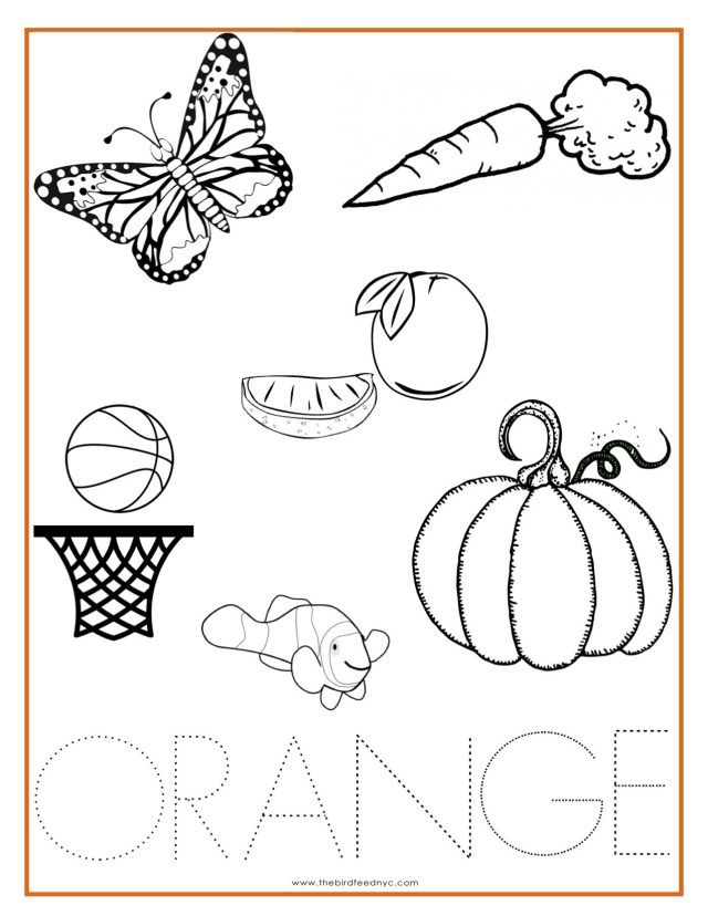 Pin On Printable Coloring Pages Pre kindergarten coloring worksheets