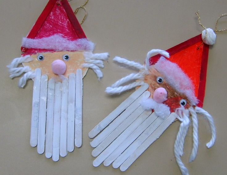 Christmas Art N Craft Ideas Part - 18: Christmas Paintings | Home » Art And Craft » Christmas Art And Craft Ideas  For Kids
