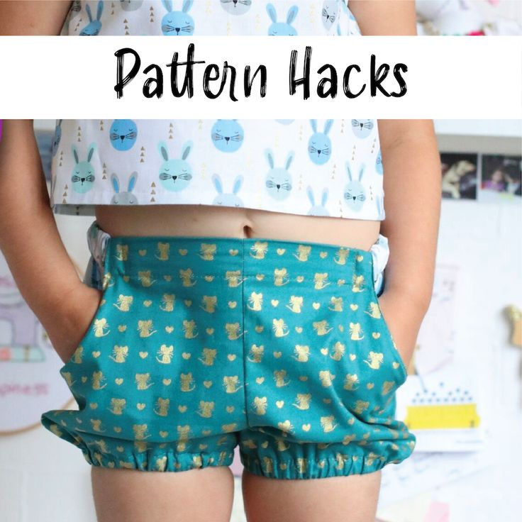 Pattern hacks using Tadah Patterns, but really they can be