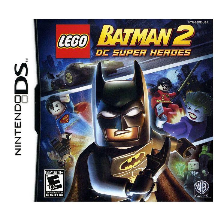 LEGO Batman 2: DC Super Heroes for Nintendo DS, Multicolor