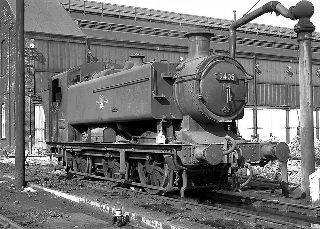 old oak common steam shed - Google Search