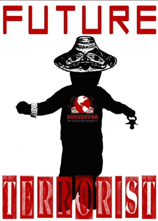 Indigenous Apparel: Future Terrorist