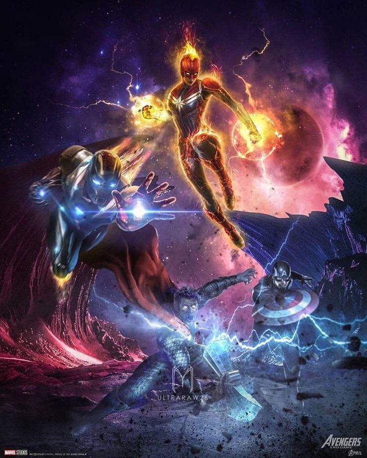 Watch' Avengers Endgame FULL MOVIE HD1080p Sub English