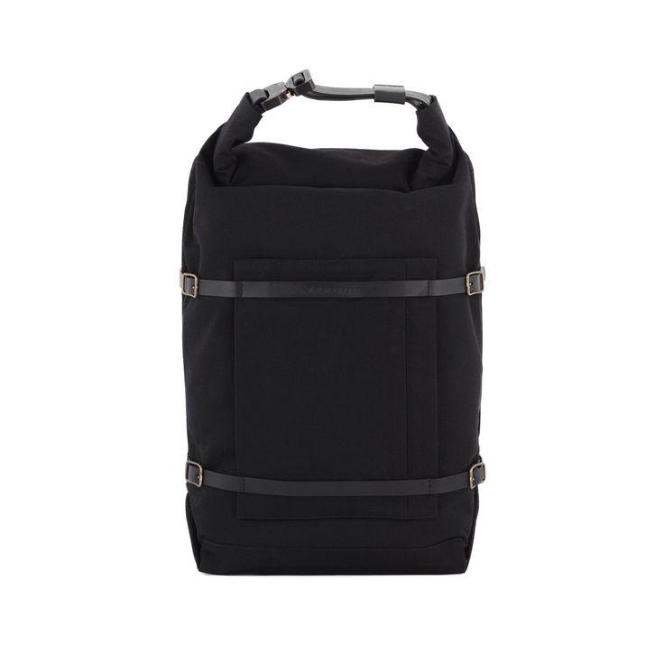 U-tility Backpack Solid Black