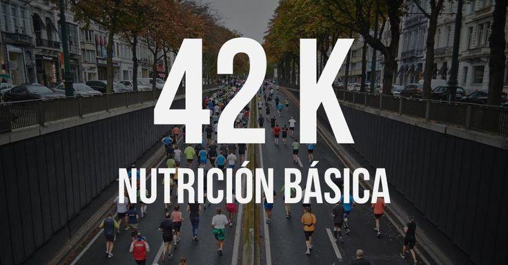 18 consejos nutricionales que te ayudarán a tener éxito en tu próximo maratón