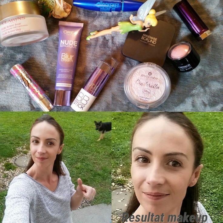 BACK TO JOB : Makeup nude pour un teint zéro défaut!