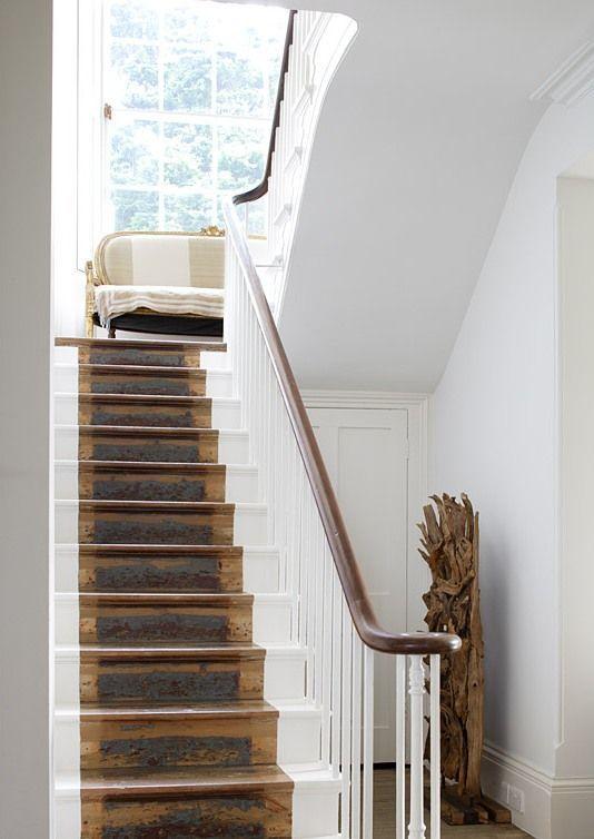 25 beste idee n over trap foto 39 s op pinterest fotowand for Trap mooi maken