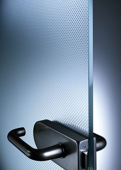 Madras® Pixel blue de Vitrealspecchi | Vidrios decorativos