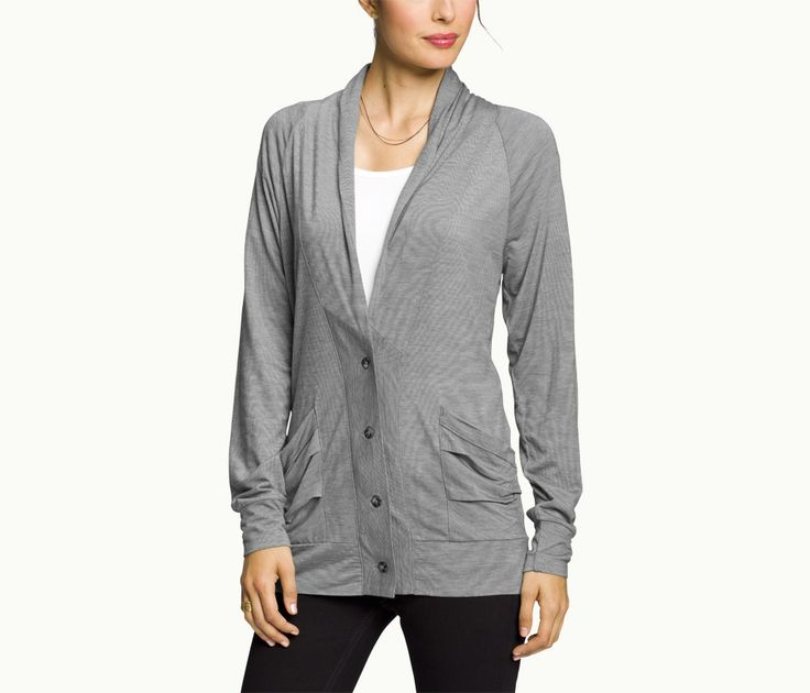 Women's M2 Cardigan   Nau Clothing