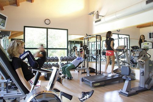 Area Fitness Terme Pejo www.termepejo.it
