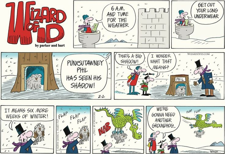 1000+ Images About Wizard Of Id On Pinterest