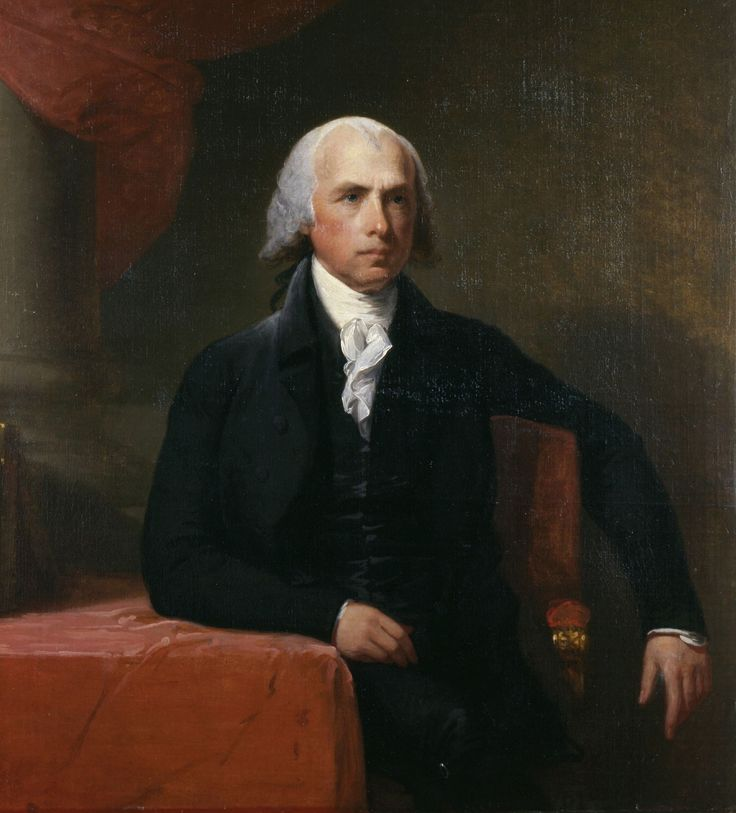 """""""Strange facts about American presidents""""--James Madison...he was still taller than I."""