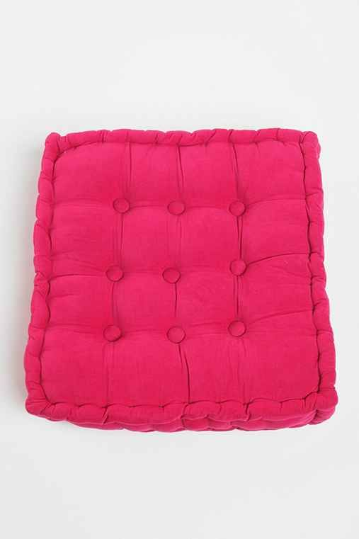 Floor Pillows Playroom : Tufted Corduroy Floor Pillow Floor pillows, Pillows and Playrooms