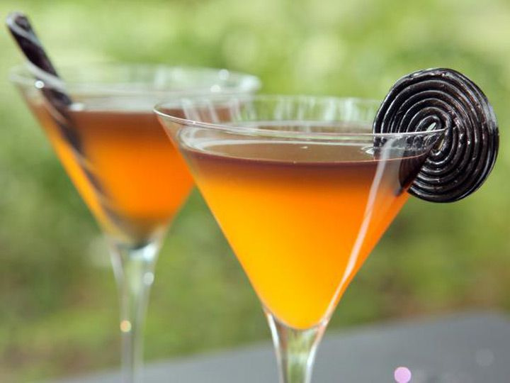 Halloween Signature Drink ~ The Black Cloud Cocktail ~ we ❤ this! moncheribridals.comBridals