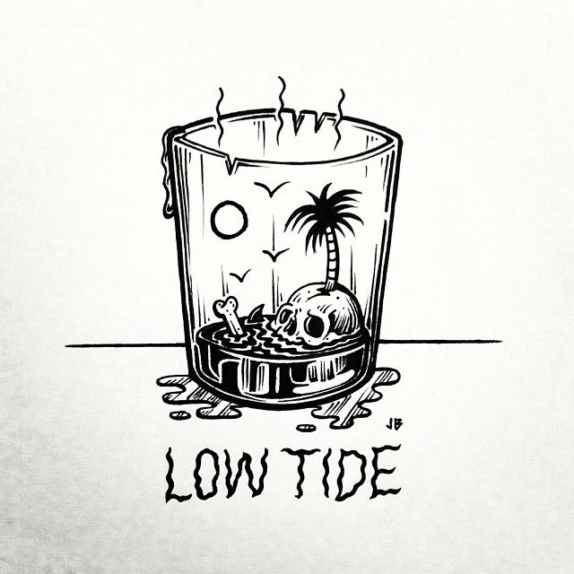 Low Tide ~ Jamie Browne www.jamiebrowneart.com