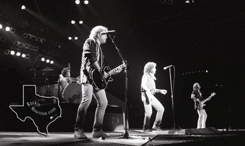 Foreigner, Nov 10, 1985, The Summit