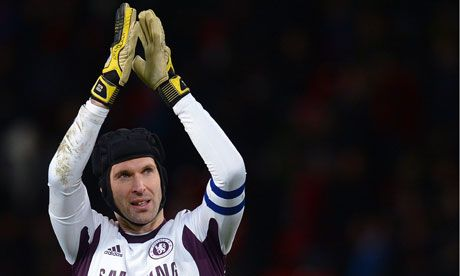 Chelsea's goalkeeping coach Christophe Lollichon ready for manager No8