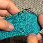 Современный курс вязания. Реглан сверху. Технология вязания. Раздел 1. Видео-уроки.