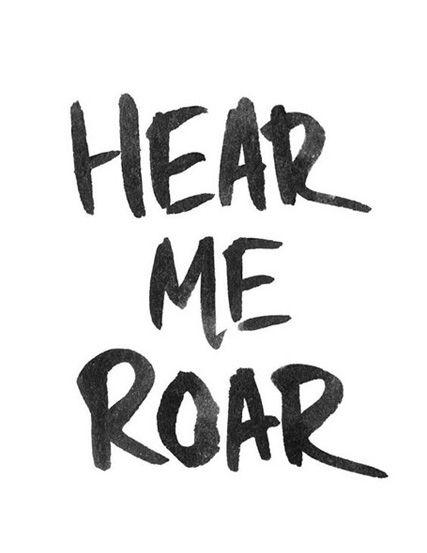 Hear me roar! I'm a Gryffindor!