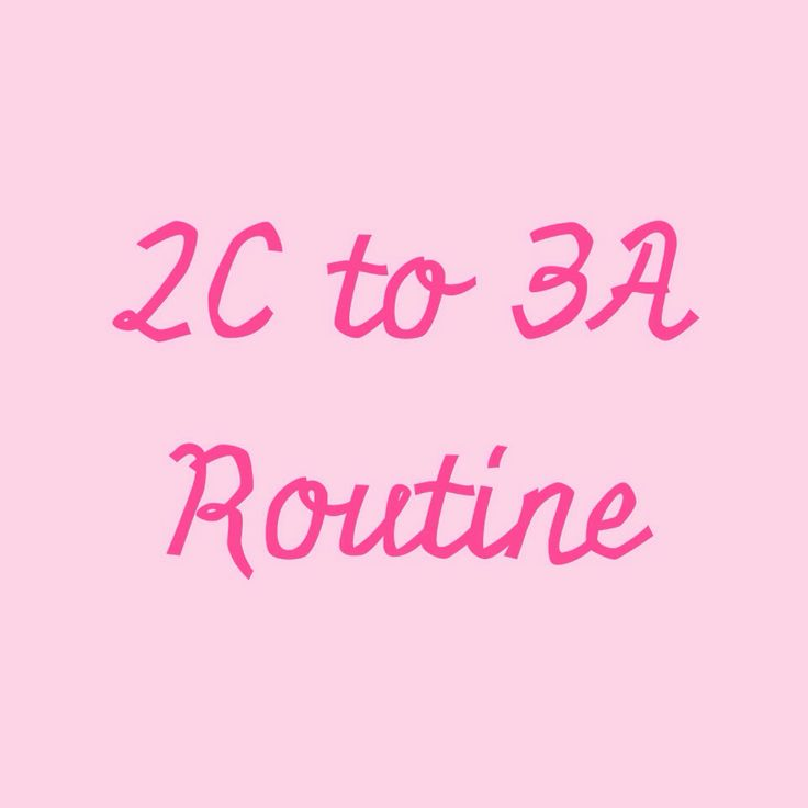 2C to 3A Hair Routine: 1/ Wet hair & massage scalp with conditioner. Rinse. 2/ Massage more conditioner all through hair. Take cup of cold water and pour over hair. Repeat till conditioner is diluted through hair but not rinsed out. 3/ Scrunch hair upward to remove excess water and start activating curl. 4/ Use t-shirt to scrunch hair but hair should still remain very wet. 5/ Take a dollop or 2 of gel and scrunch into hair. Diffuse upside down low heat low speed till mostly dry. 6/ Scrunch…