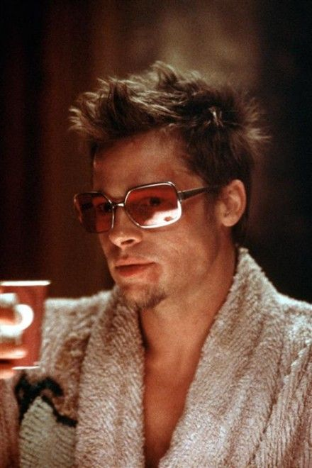 15 years ago today #TylerDurden tossed these #OliverPeoples shades on in #FightClub.