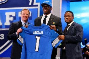 a brief look at the 2013 Detroit Lions draft class
