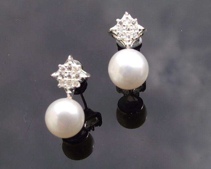 Exotic Tonga Pearl Earrings