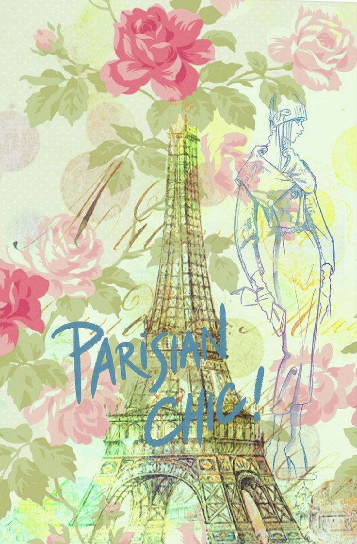 Parisian Chic Canvas Print