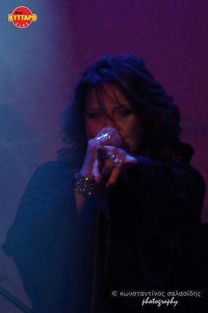 "4P: Markella Panayotou * η ""First Lady"" της ελληνικής ροκ σκηνής"