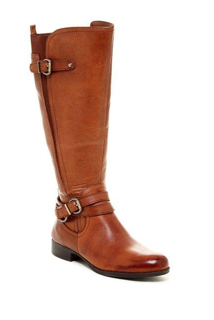 Jovana Wide Calf Boot