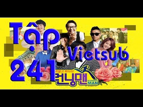 Running Man Tập 241 Vietsub - Running Man Ep 241 Eng Sub ( Guests Yerin, Hani, Jung So Min )
