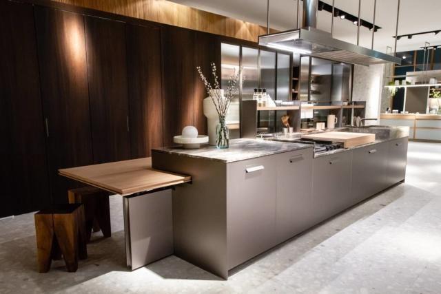 Cucina Con Piano In Marmo.Cucine Con Piano In Marmo O Pietra Un Classico Piu Attuale
