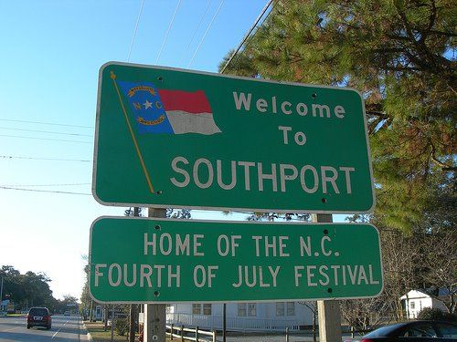 Southport, Home of the NC 4th of July Festival!