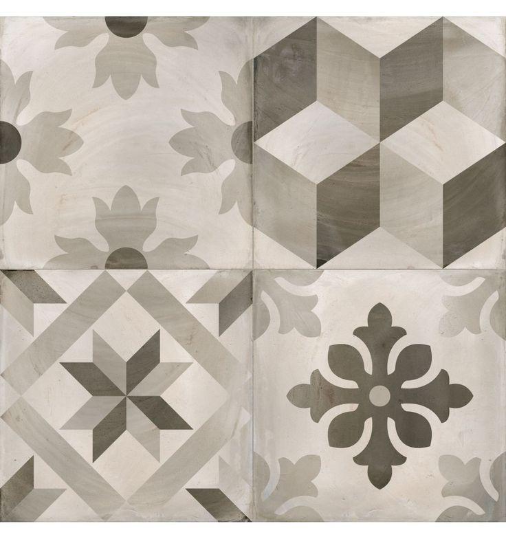 Kakel Klinker Cifre Dekoration Montblanc Pärlemor 45x45