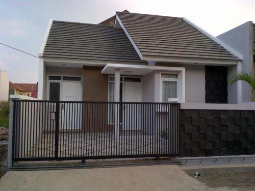 Bangun Rumah Dengan Biaya 150 Juta | Arsitektur, Desain ...