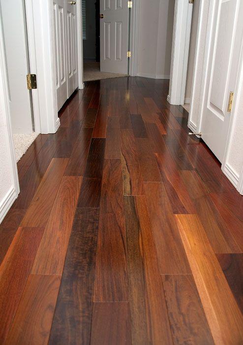 Brazilian Walnut (Ipe) hardwood flooring by simpleFLOORS
