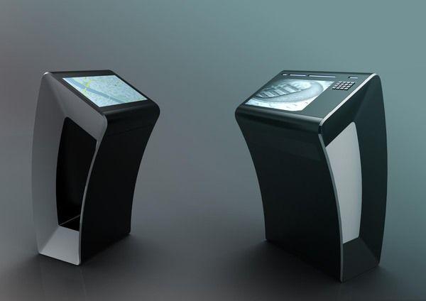 Aquis - ATM | MOME | Bodonyi Gyula | 2012 by Bodonyi Gyula, via Behance