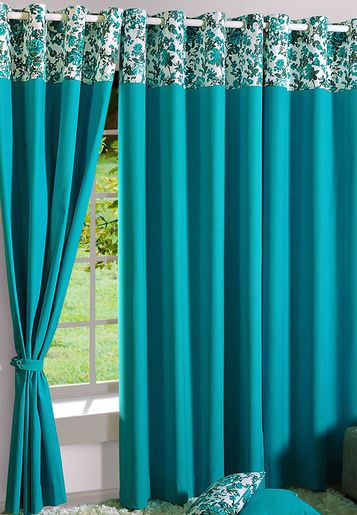 Best 25 turquoise shower curtains ideas on pinterest - Brown and turquoise curtains ...