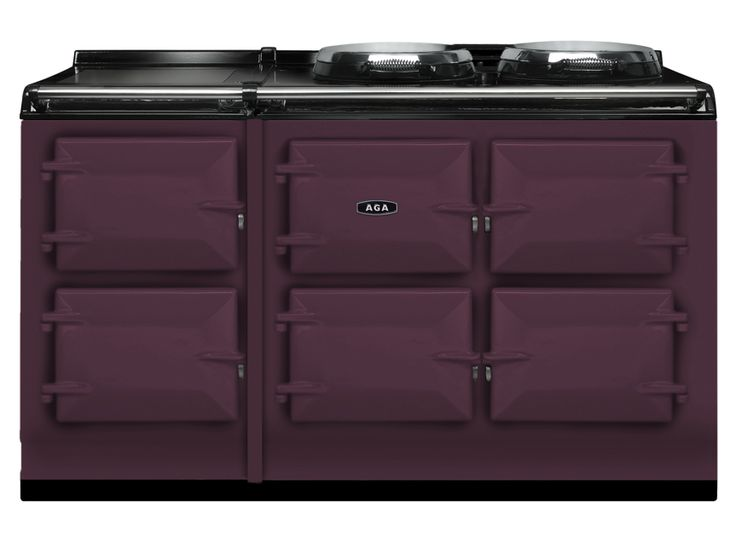 AGA ATC5AUB Total Control Aubergine Electric 5 Oven Cooker