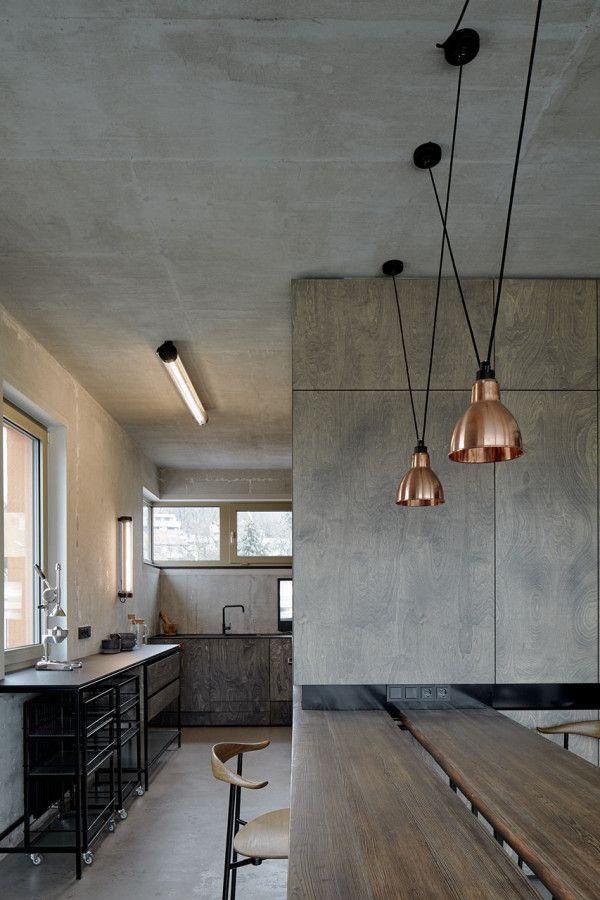 Loft Hřebenky designed by Formafatal
