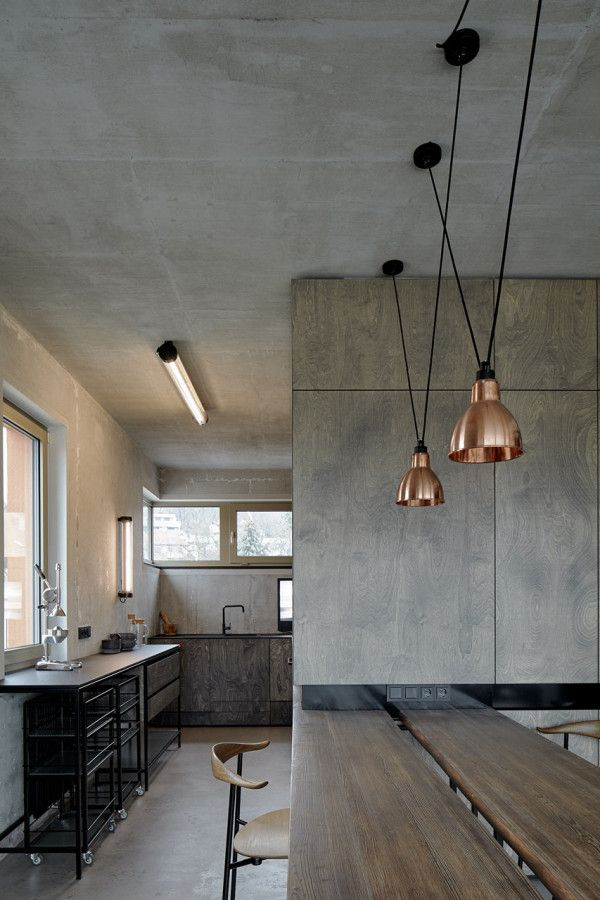 An Industrial Loft in Prague , http://www.interiordesign-world.com/an-industrial-loft-in-prague/