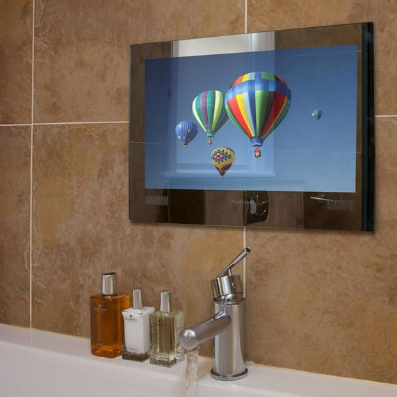 Proofvision Mirrored 19 Inch HD LED TV | Bathstore